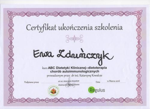 ABC dietetyki klinicznej - dietoterapia chorób autoimmunologicznych
